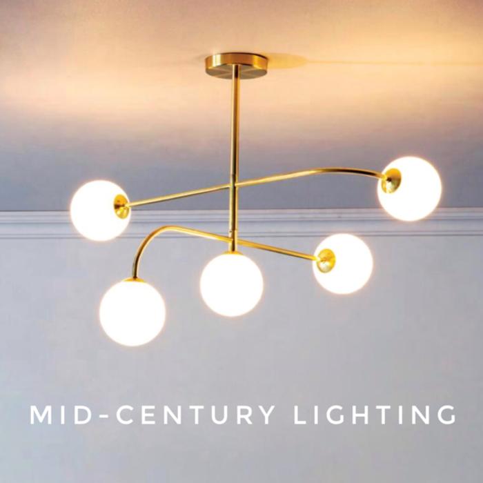 Mid-Century Lighting