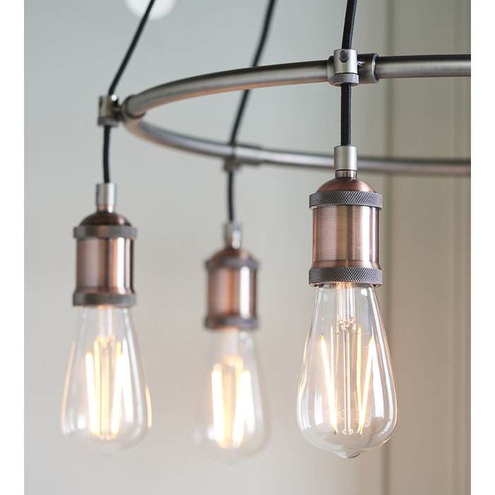 Dimmable Vintage Style LED Bulb- 2W