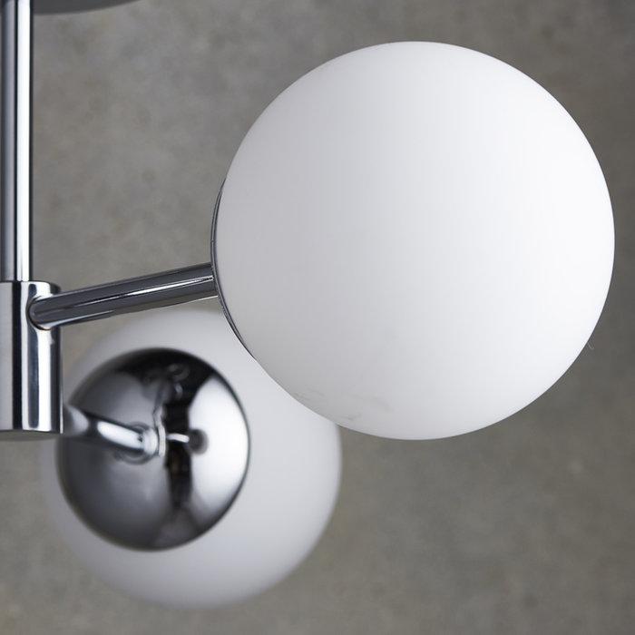 Zaiden - IP44 LED Modern Bathroom Feature Light