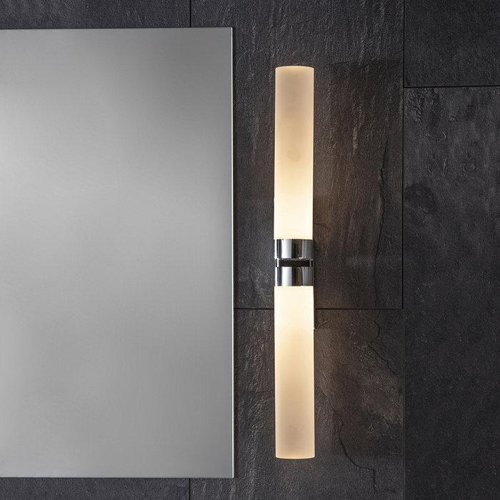Greer - IP44 LED Modern Bathroom Double Wall Light