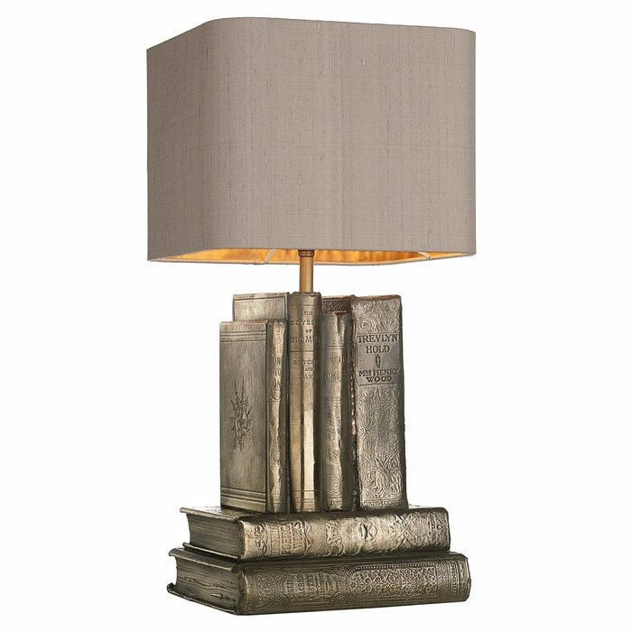 Author Table Lamp - David Hunt