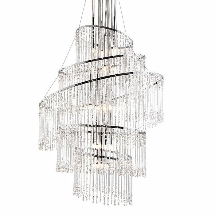 Camilla - Large Modern 24 Light Chandelier