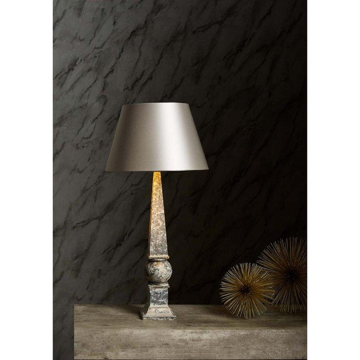 Paphos Obelisk Table Lamp