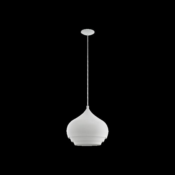 Cam - White  Scandi style Pendant