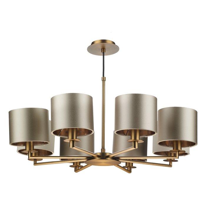 Rex - Modern Brass Chandelier - David Hunt