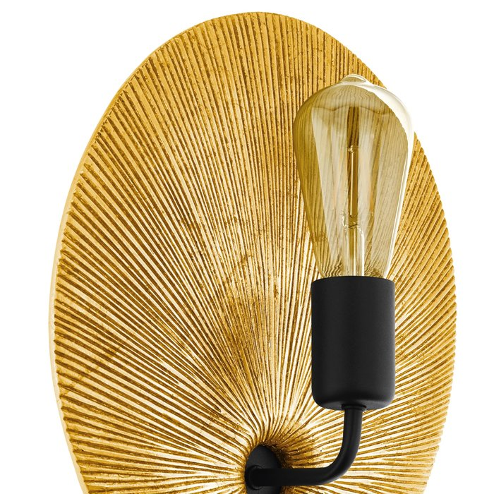 Shell - Gold Feature Wall Light