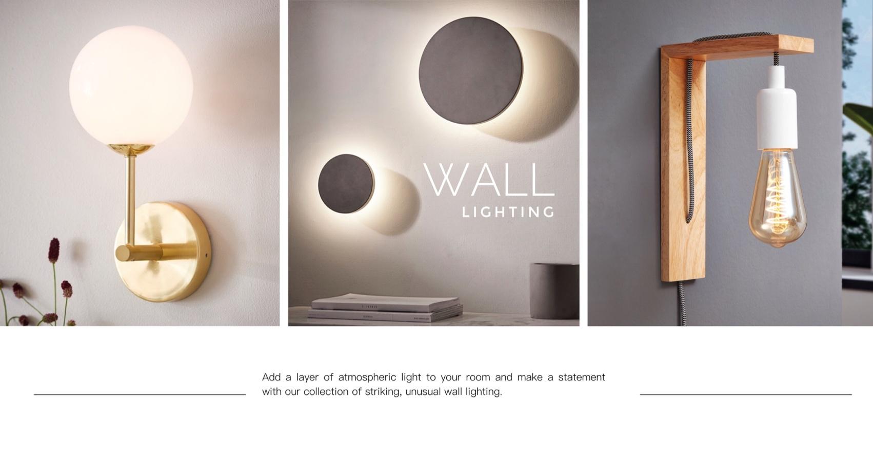 Unusual Wall lights
