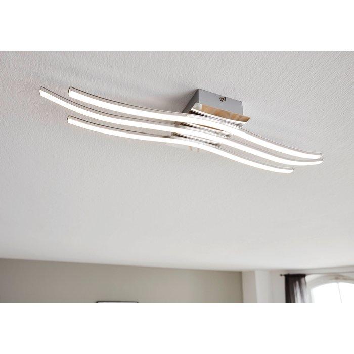 Cade - Bright Modern LED Flush Ceiling Light