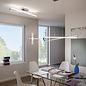 Angles - Modern LED Flush Ceiling Light