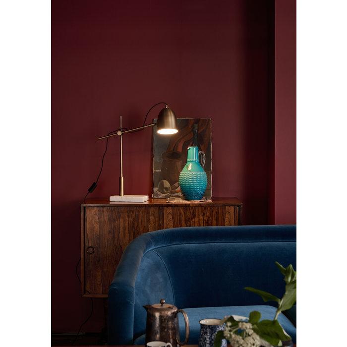 Mendel - Task Lamp  - Bronze & Marble