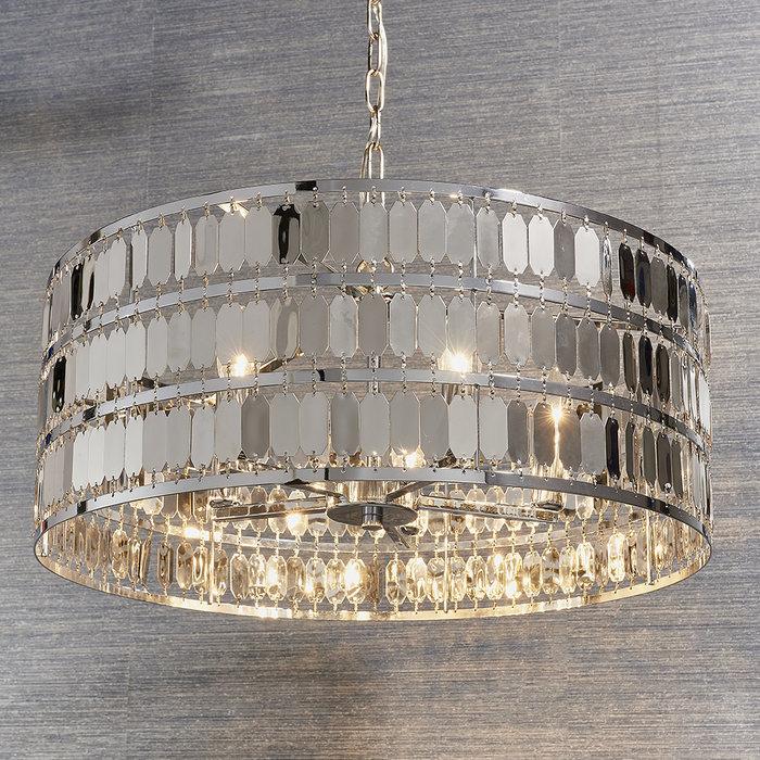 Eldorado - Reflective Chrome Drum Feature Light