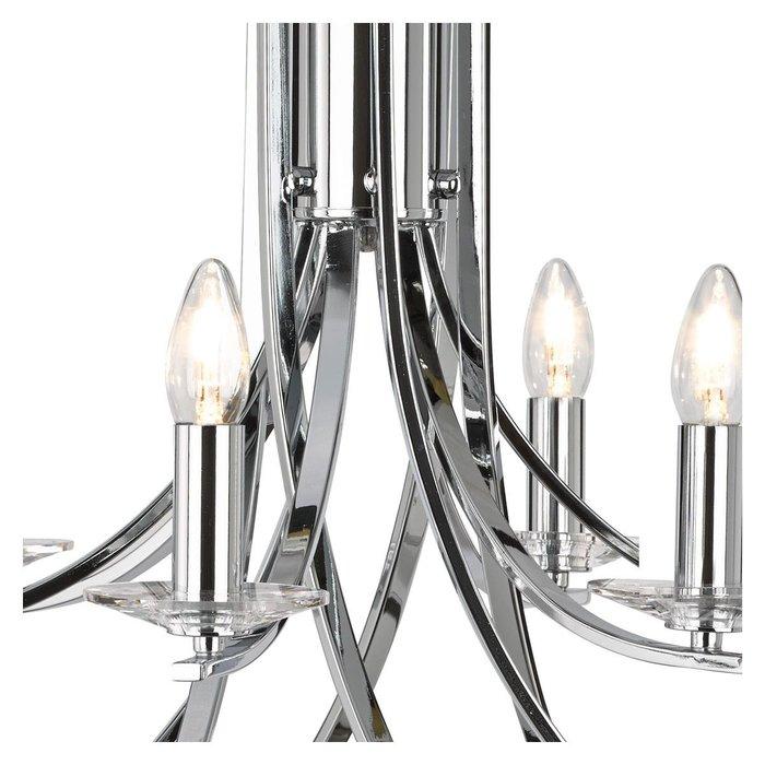 Ascona - 12 Light Chandelier - Polished Chrome