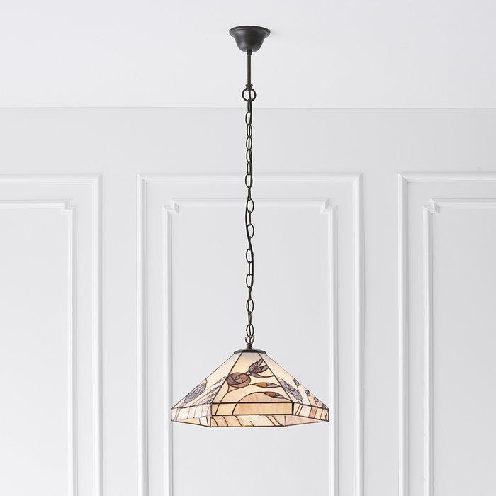 Tiffany Mackintosh Rose Medium Pendant