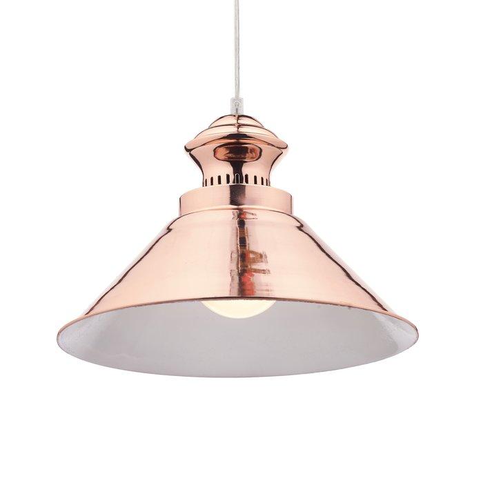 Dauphine - Copper Pendant