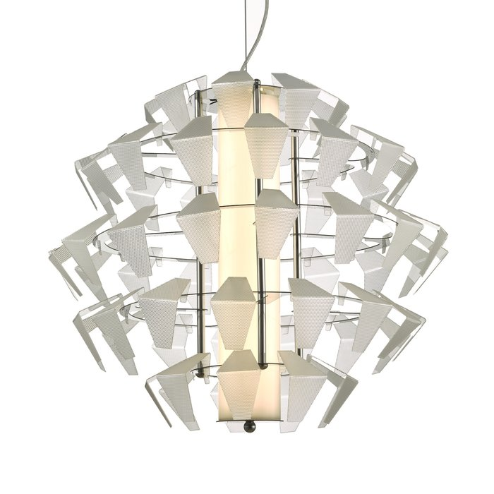Eagle - Modern Statement LED Ceiling Light - Acrylic