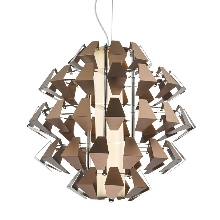 Eagle - Modern Statement LED Ceiling Light -Bronze