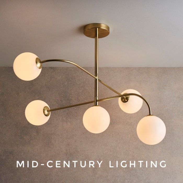 Mid-Century Lighting