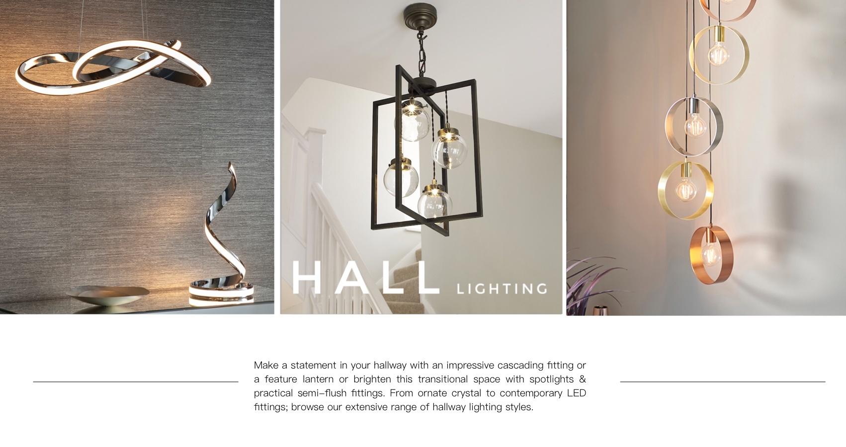 Hallway Lighting Lightbox