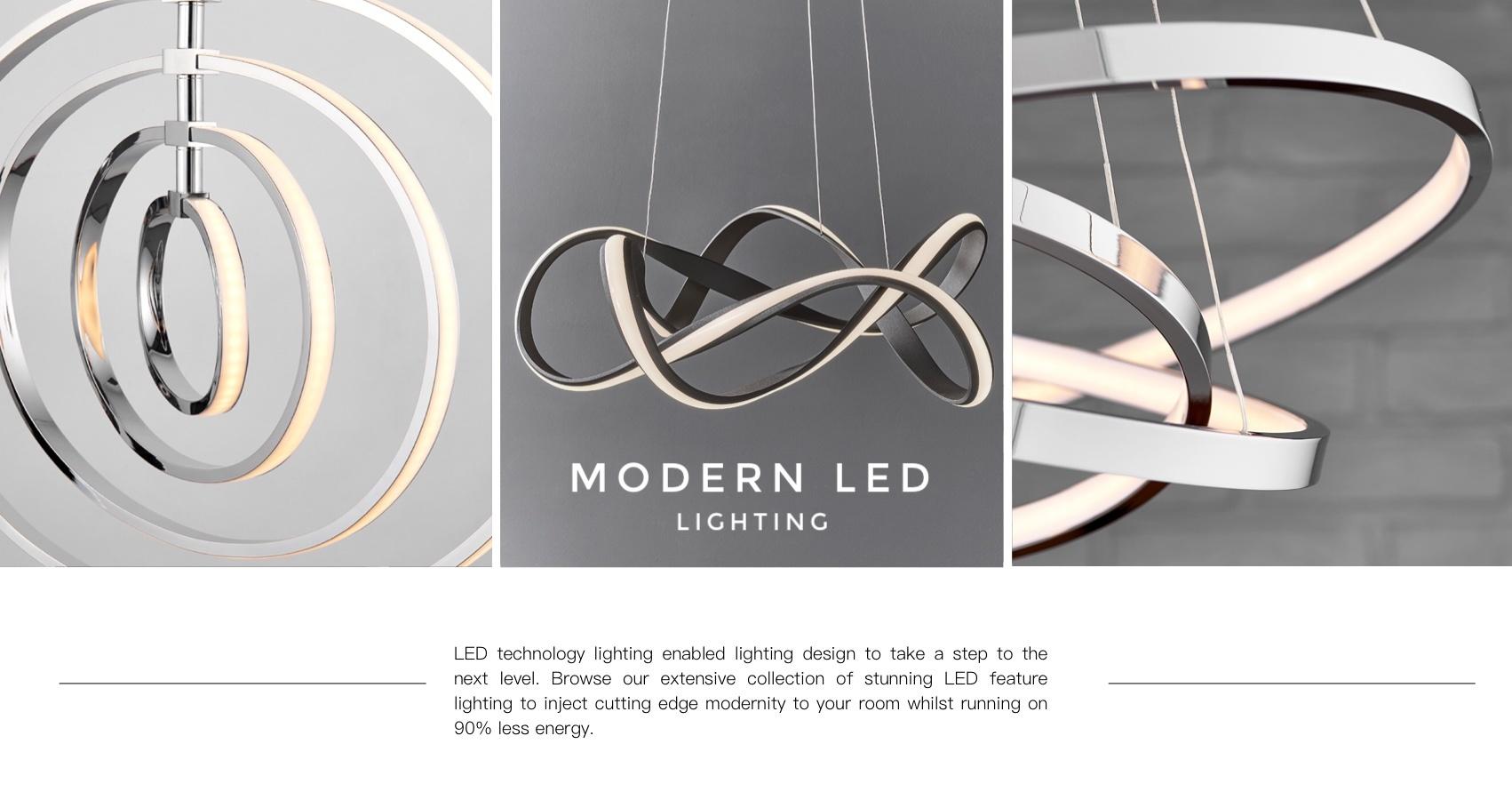 Modern LED Lighting