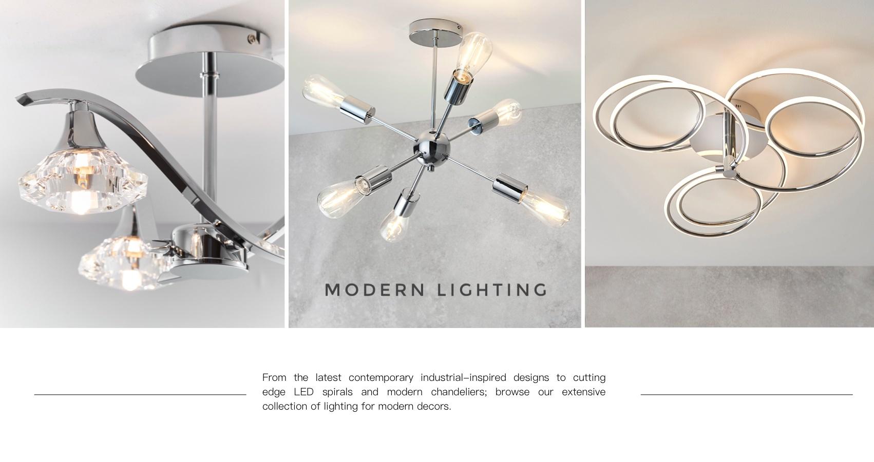 Modern Lighting