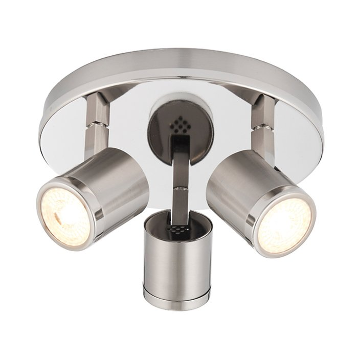 Augur - Modern Slim-Line Integrated LED Spotlight - Round
