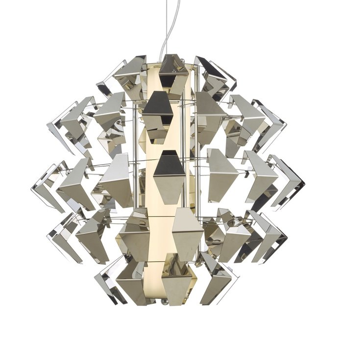 Eagle - Modern Statement LED Ceiling Light -Chrome