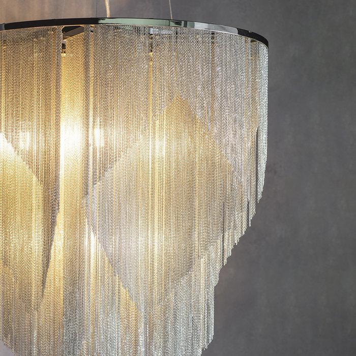 Moire - Lavish Fine Chain Feature Light - Large