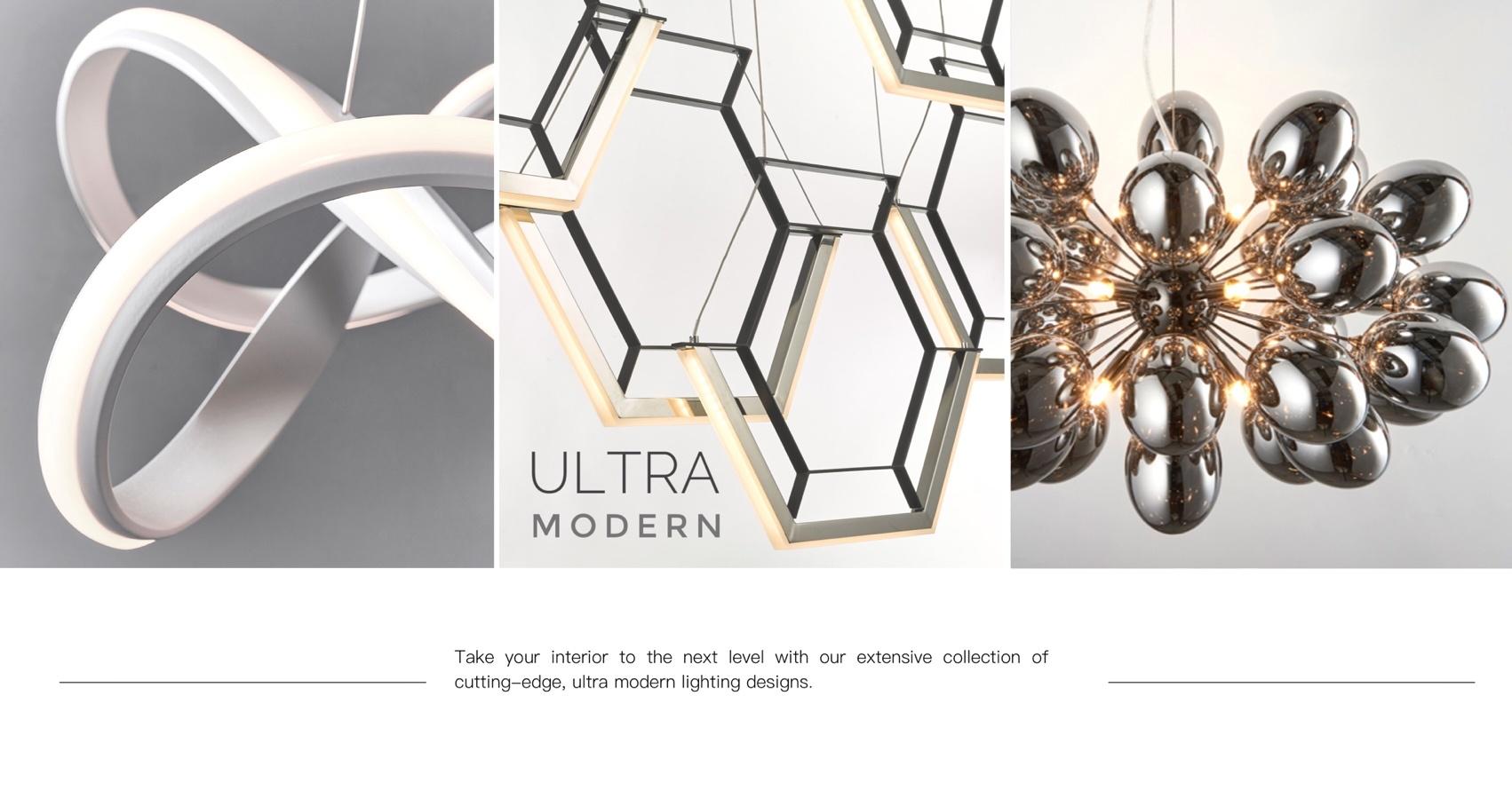Ultra Modern Lighting
