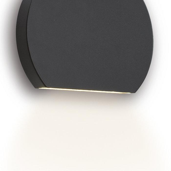Falcon - Outdoor LED Wall Washer Wall Light - Dark Matt Grey