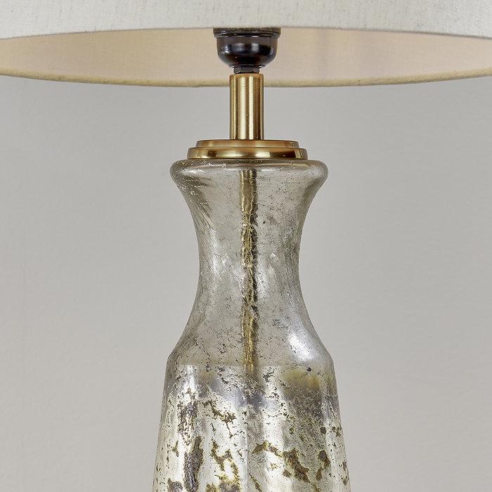 Vesuvius - Hammered Volcano Ombre Foil Table Lamp