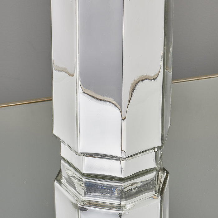 Mecurie - Mercury Mirrored Table Lamp