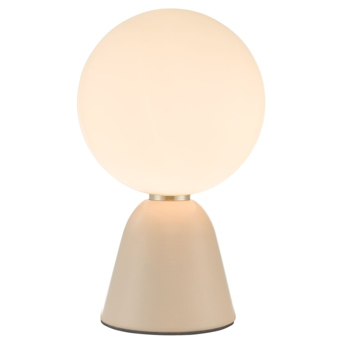 Pastel  - Retro Mid Century Pale Pink Table Lamp