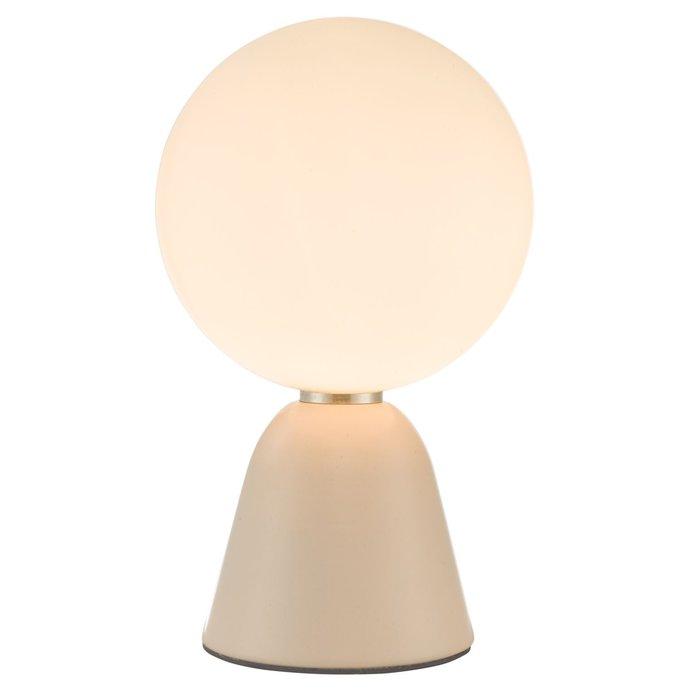 Pastel  - Retro Mid Century Pale Pink Table Lamp