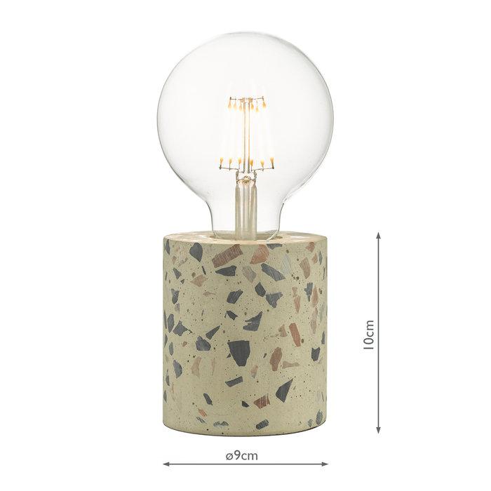 Mose - Retro Terrazzo Mini Lamp