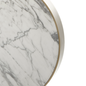 Disc - Marble Disc Feature Table Lamp