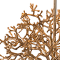 Bonsai - Delicate Solid Brass Tree Table Lamp