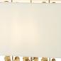Eucalyptus - Large Solid Brass Leaf Table Lamp
