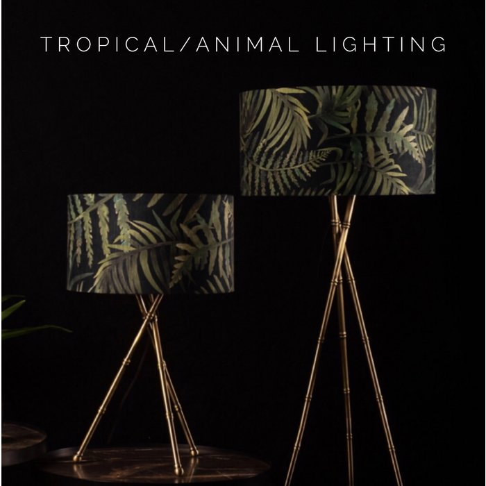 Tropical/Animal Lighting