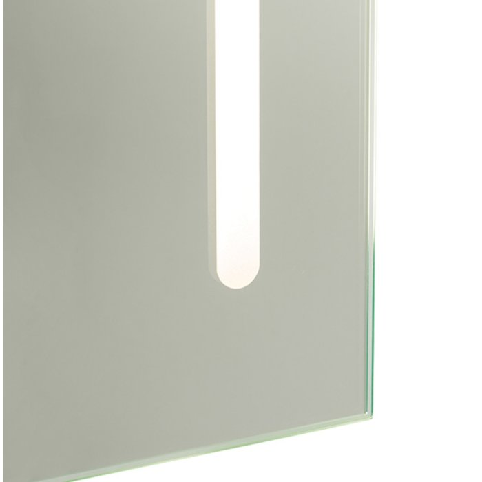 Niko - LED Bathroom Mirror - Demisting Pad & Motion Sensor
