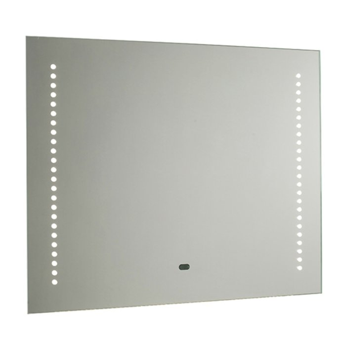 Reece - Large LED Bathroom Mirror - Demisting Pad & Motion Sensor
