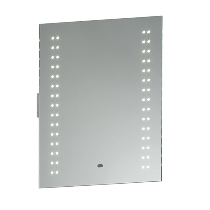 Pearl - LED Portrait Bathroom Mirror