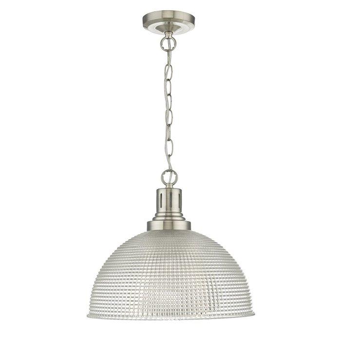 Hodge - Authentic Heavy Pressed Industrial Style Pendant Light