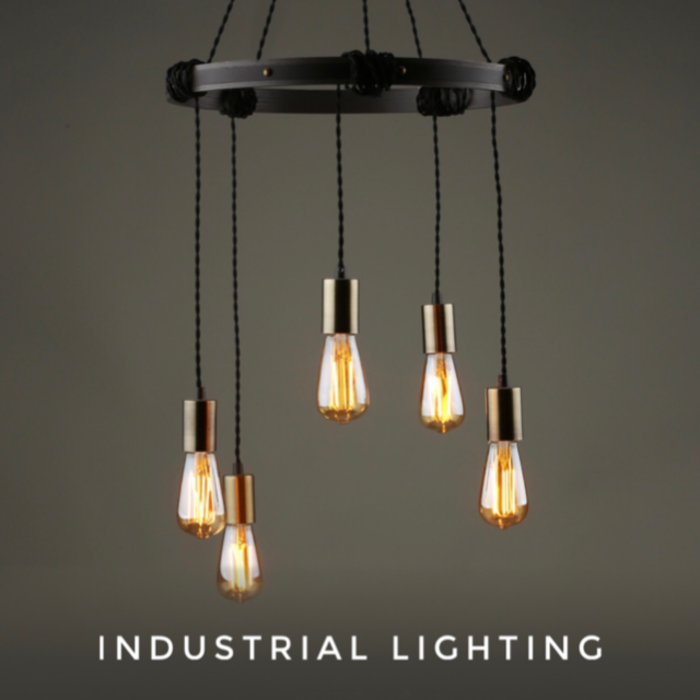 Industrial/Vintage Lighting