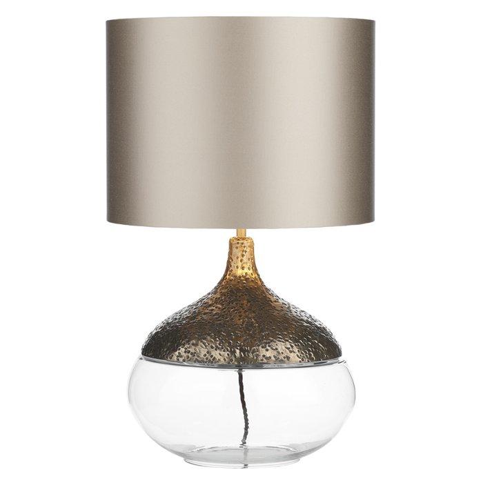 Teardrop Bronze Table Lamp - David Hunt