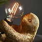 Larry - Vintage Gold Sloth Table Light