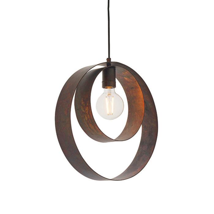 Ripon - Dark Bronze Patina Single Pendant