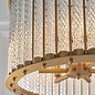 Whitby - Glass Tube Chandelier
