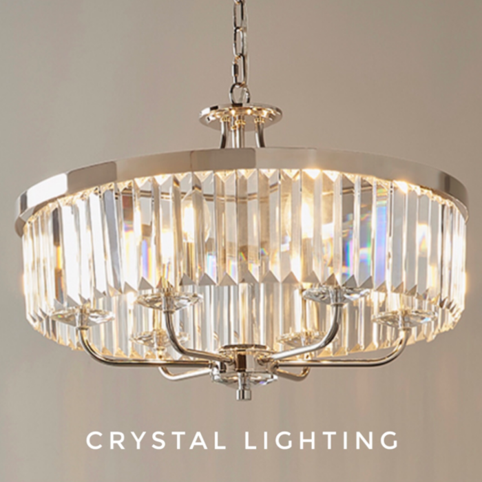 Crystal/Sparkle Lighting