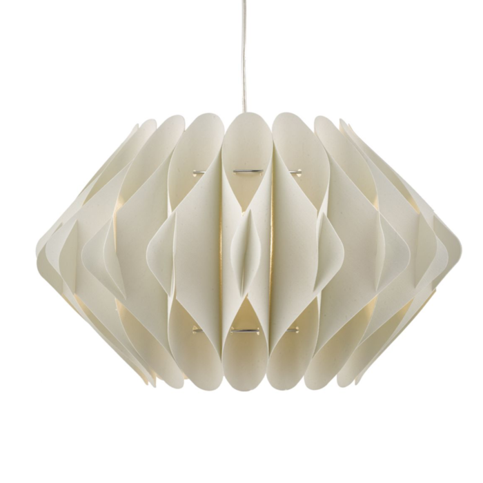Norebro - Easy Fit Scandi Paper Pendant Shade
