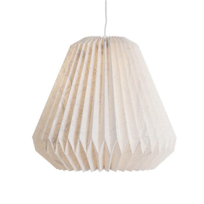 Origami - Easy Fit Scandi Paper Pendant Shade